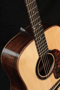 Handmade Cocobolo Guitar