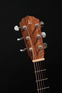 Handmade Honduran Mahogany Dreadnought Guitar